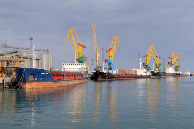 Порт Актау — значимое звено проекта «Новый Шелковый путь»