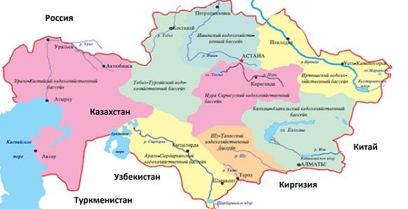 Нефтегазовая отрасль промышленности Казахстана