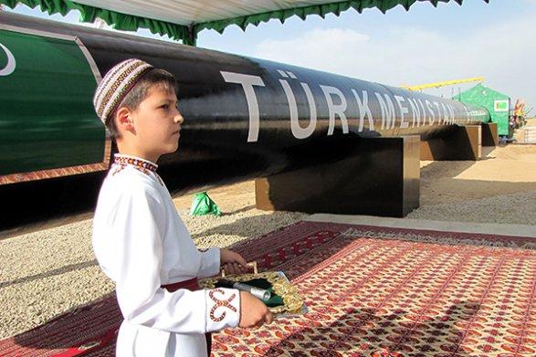 Транскаспийский газопровод как продукт политической конъюнктуры для Туркменистана