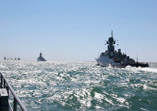 В ближайшее время пополнится состав Военно-морских сил Ирана на Каспии