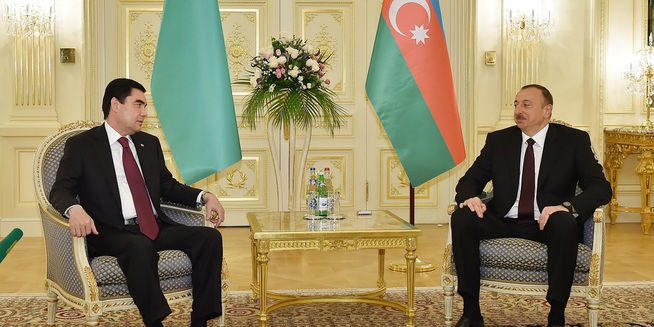Президент Туркменистана посетит Азербайджан с официальным визитом