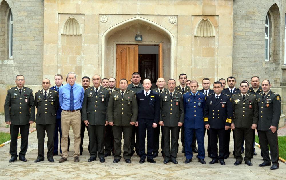 Азербайджан развивает контакты с НАТО