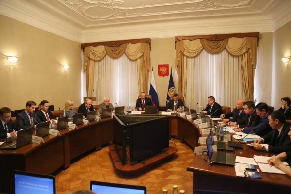 Об итогах первой встречи экспертов РФ по гуманитарному и экономическому сотрудничеству со странами Каспия
