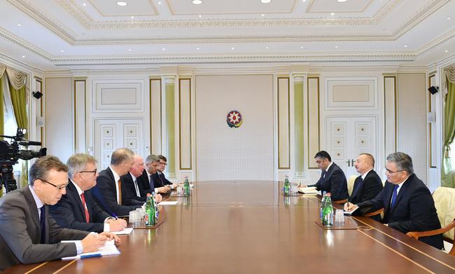 Брюссель поддержит развитие транспортного сектора Азербайджана
