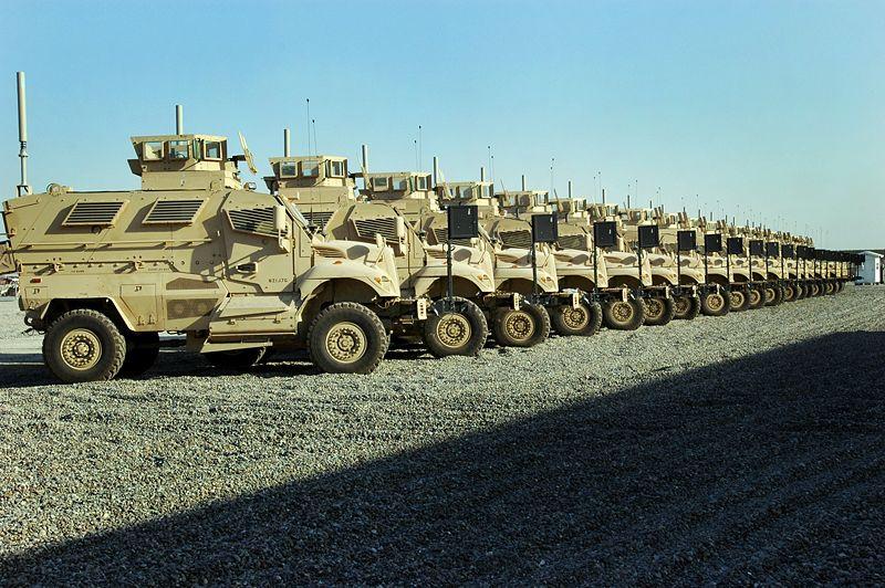 Казахстан готовится к транзиту специальных грузов США в Афганистан