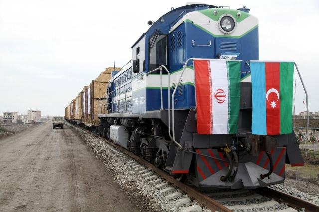 Азербайджан и Россия развивают логистику по маршруту «Север-Юг»