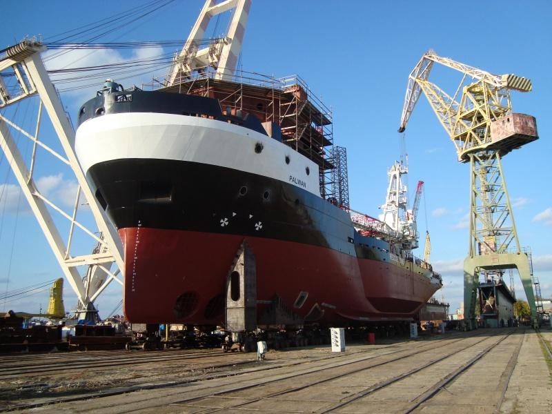 В Туркменистане начинает работу новый судостроительный и судоремонтный завод «Балкан»