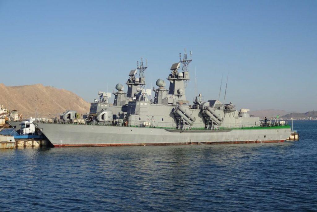 Обзор военных новостей Каспийского региона