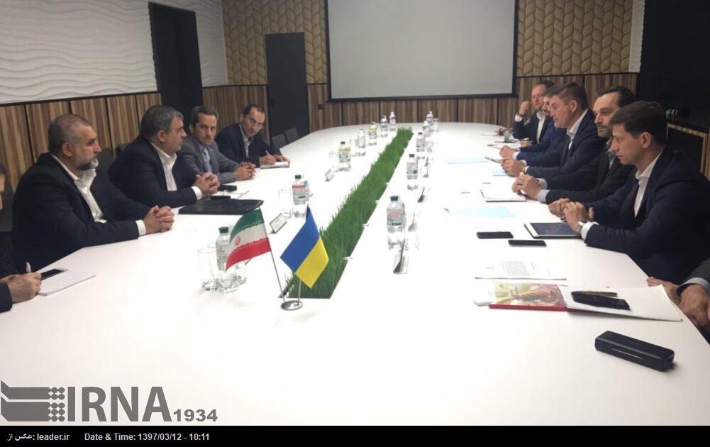 Украина рассчитывает на дальнейшее развитие связей с Ираном