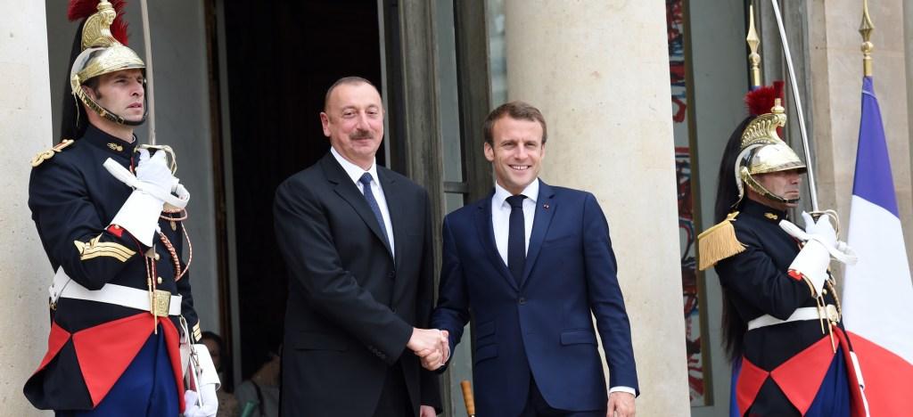 Чем запомнился визит Ильхама Алиева в Париж