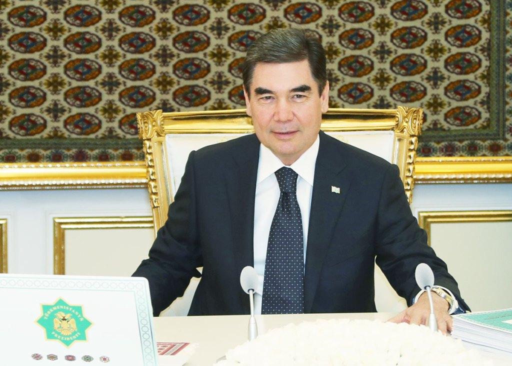 Президент Туркменистана определил ключевые направления каспийской политики страны