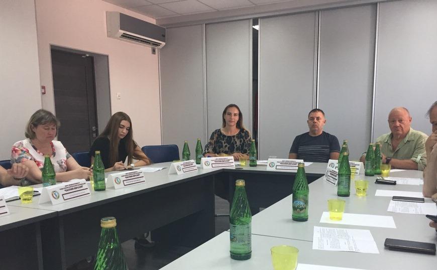 Состоялось очередное заседание Каспийского экспертного клуба в Астрахани