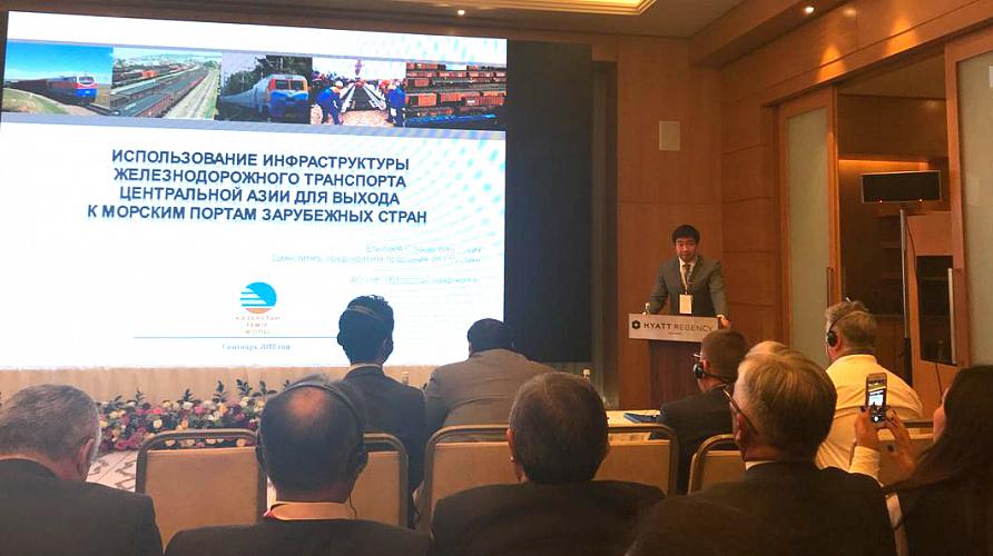 В Ташкенте рассказали как развивается транспортная отрасль Казахстана