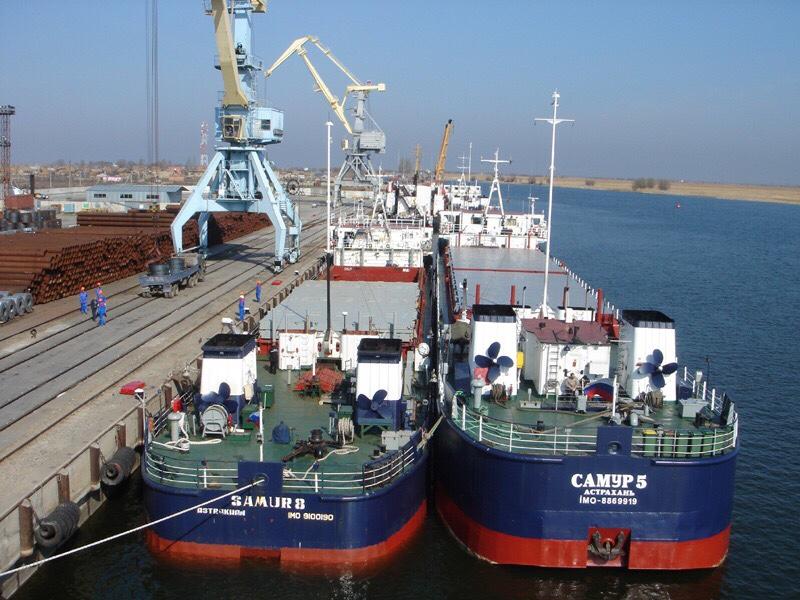 В правительство РФ внесён План мероприятий по развитию портов на Каспии