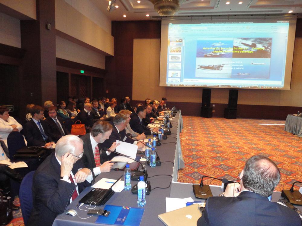 Международная конференция «Каспий в XXI веке: сотрудничество и безопасность»