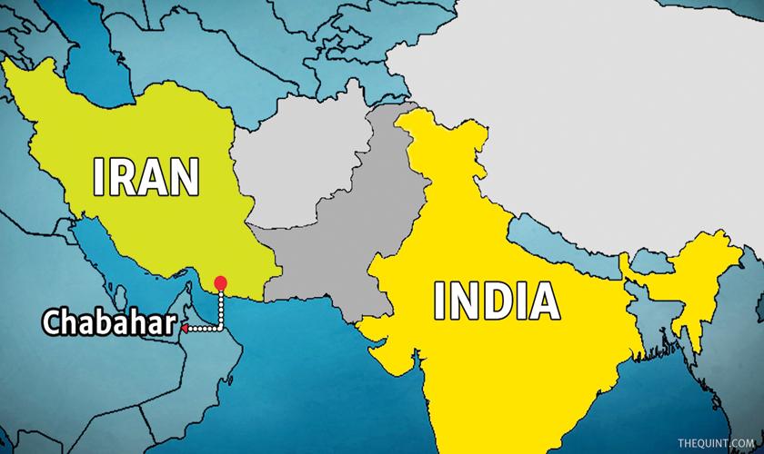 США вывели из-под санкций иранский порт Чабахар