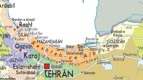 Иран развивает торговые связи с северными соседями