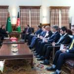 Туркменская делегация посетила Кабул