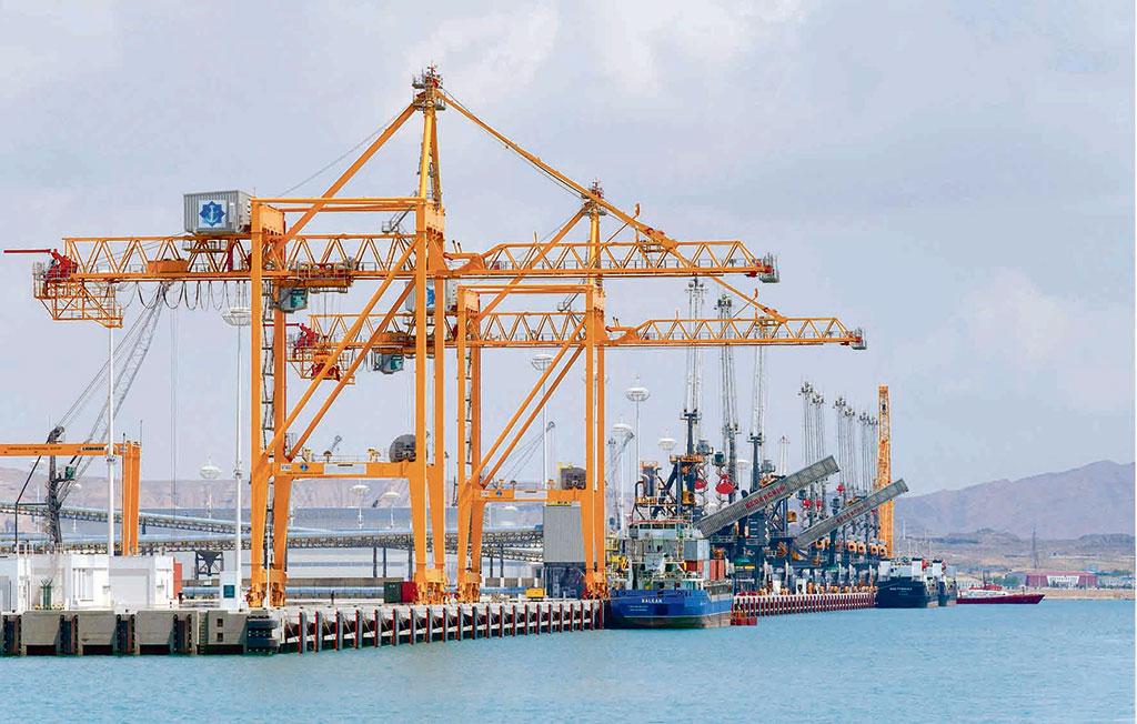 Туркменская сторона отчиталась о работе порта Туркменбаши