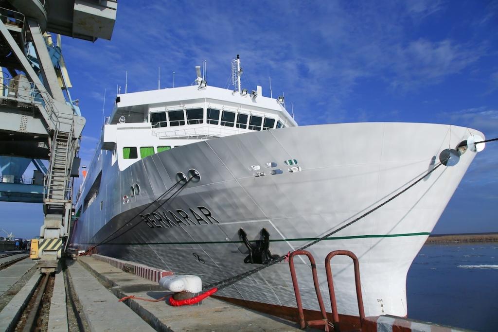 В Туркмении определён Национальный морской перевозчик