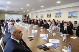 В Астрахани подвели итоги развития международных связей