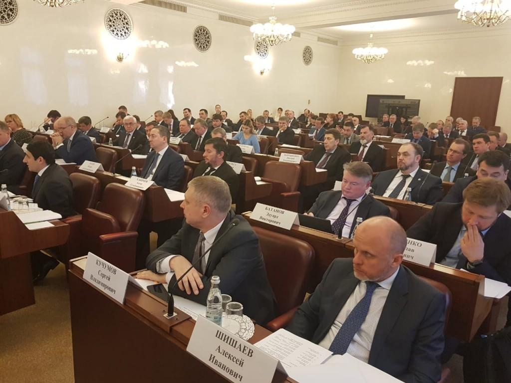 В Москве обсудили подготовку к заседанию Президиума Госсовета по Каспию