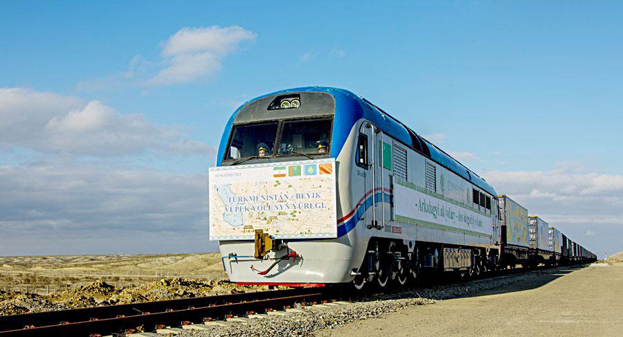 Развитие транспортной отрасли Туркменистана в 2018 году