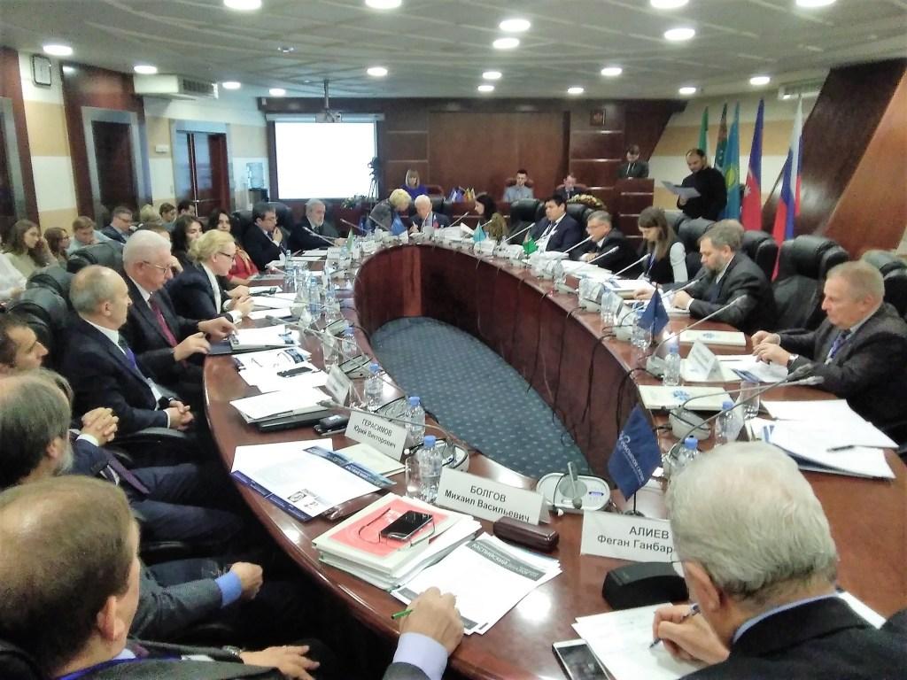 Резолюция Международного Экономического Форума «Каспийский диалог, 2018».