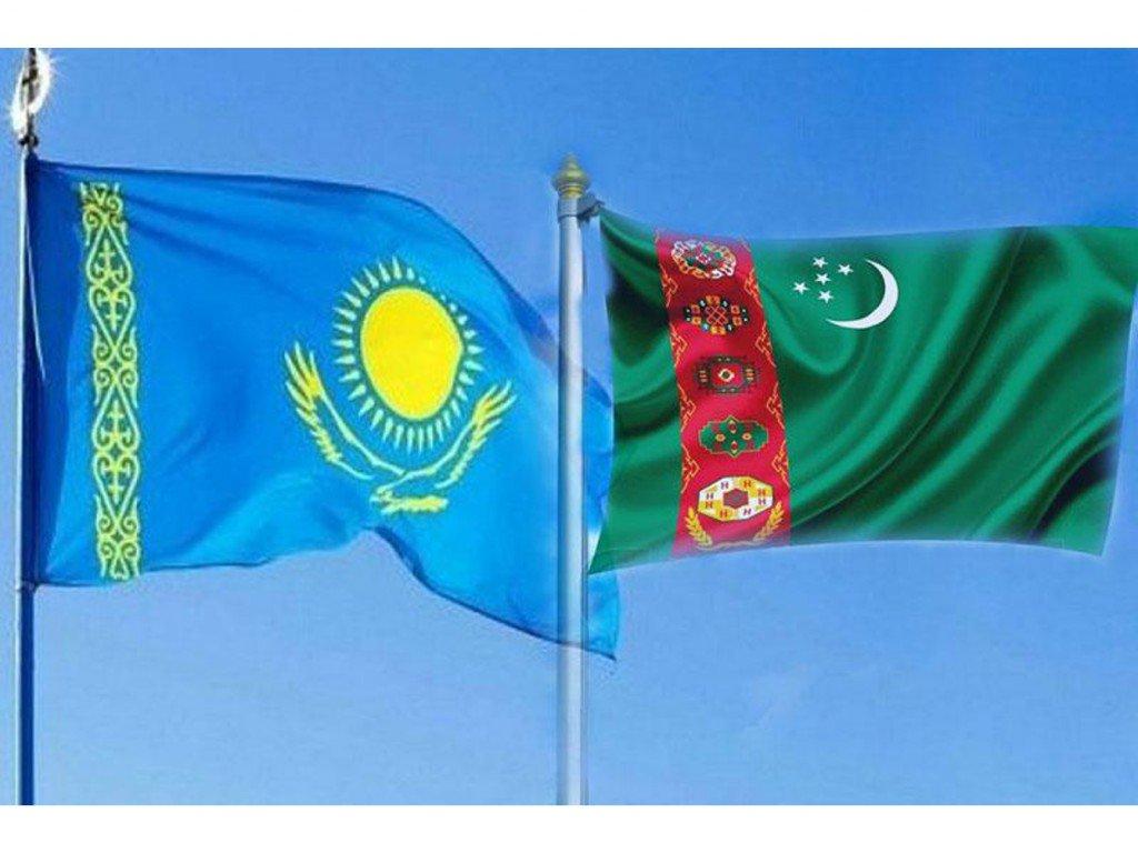 Состоялось заседание межправительственной туркмено-казахстанской комиссии