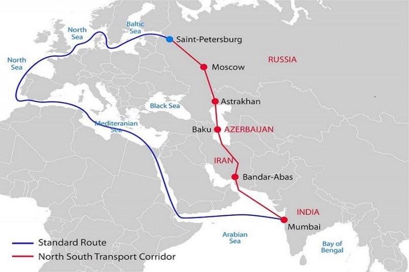 Каспийский Экспертный Клуб: МТК «Север-Юг» — вызовы, препятствующие развитию