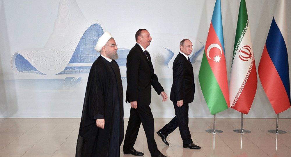 Трехсторонний саммит Азербайджана, Ирана и России может пройти в августе