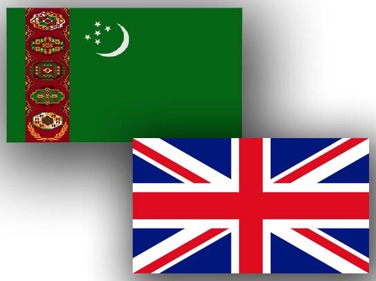 В Ашхабаде обсуждены вопросы торгово-экономического сотрудничества с Великобританией
