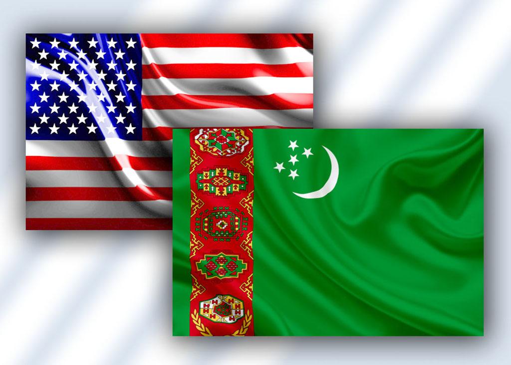 США и Туркменистан обсудили вопросы политического сотрудничества и безопасности