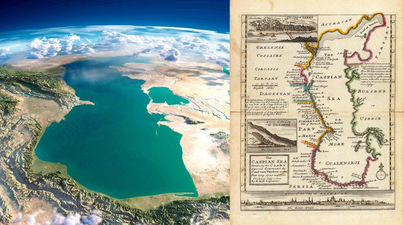 Ликбез по Каспию: введение в историю имени