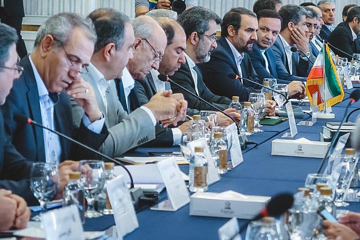 Состоялось заседание Российско-Иранской Рабочей группы по межрегиональному сотрудничеству