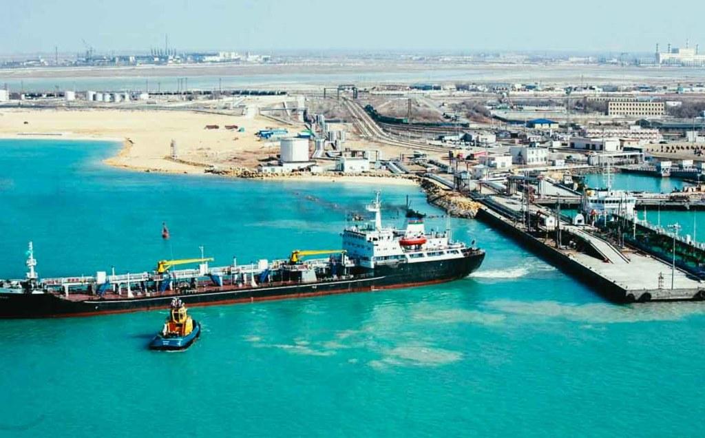 Каспийские порты Казахстана, Азербайджана и Туркмении в стадии  форсированного развития