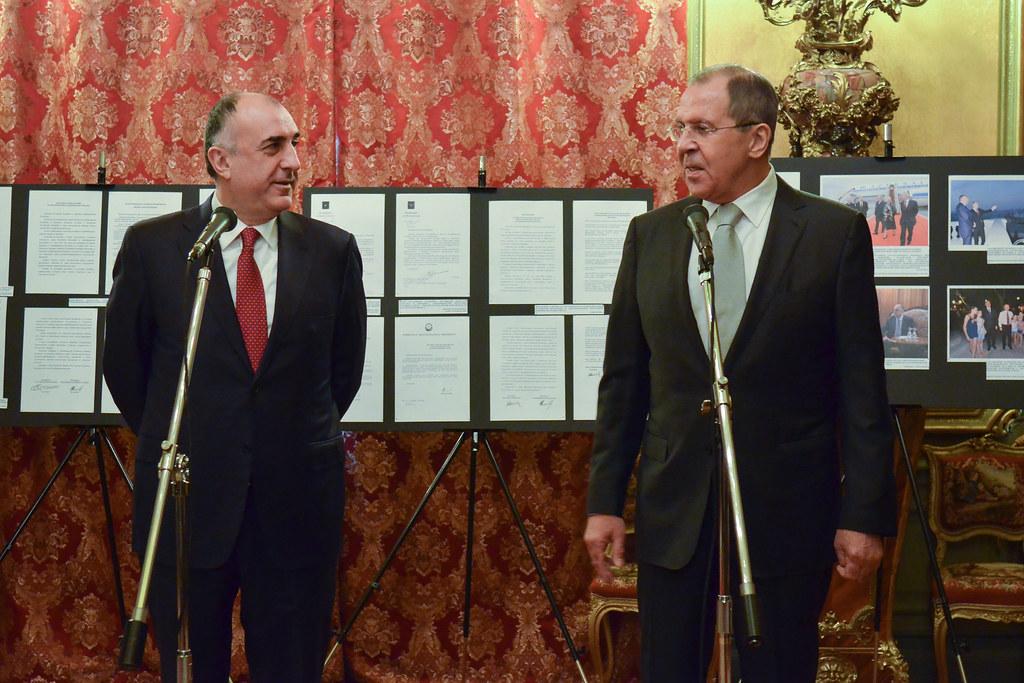 Министры иностранных дел стран Каспия высказались об ожиданиях от Каспийского экономического форума