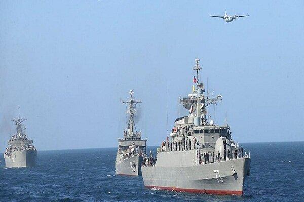 Иран начал военно-морские учения в Каспийском море