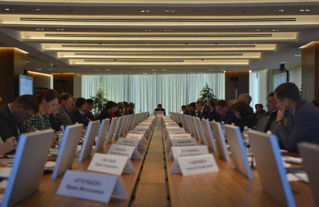 Началась подготовка ко Второму Каспийскому экономическому форуму