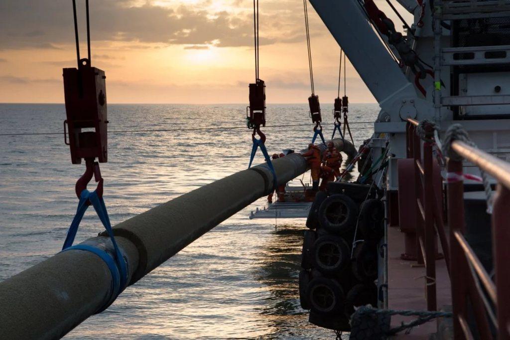 Запад выступает за прокладку газопровода между Туркменистаном и Азербайджаном