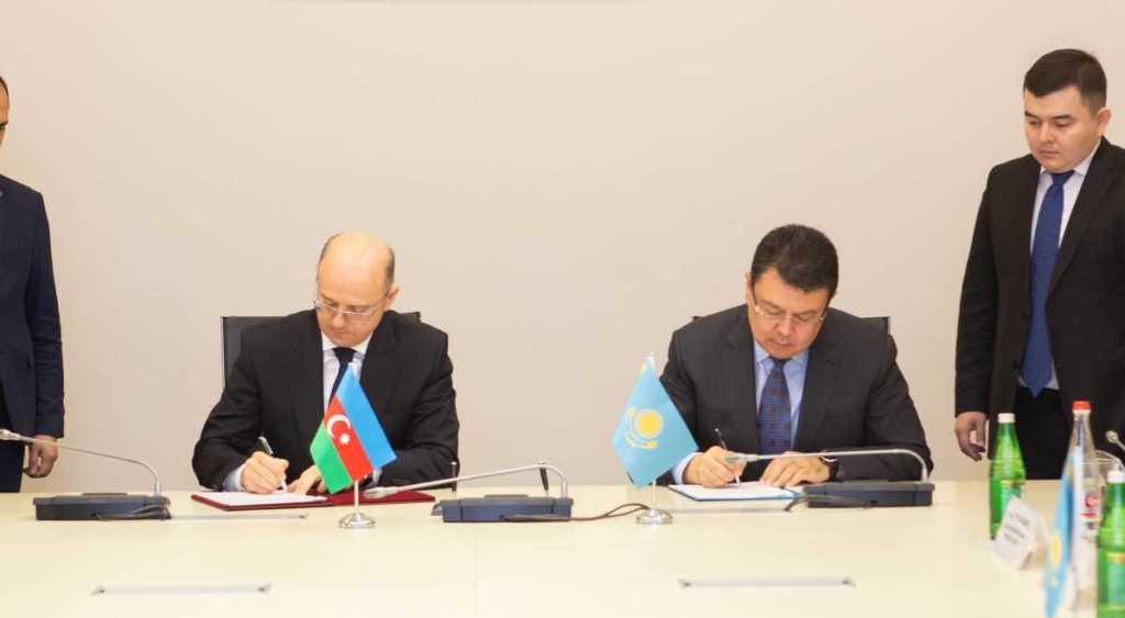 В Баку прошло заседание казахстанско-азербайджанской Межправкомиссии по торгово-экономическому сотрудничеству