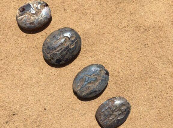 В Астраханской области найдены уникальные предметы античного периода