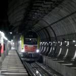 Первый контейнерный поезд Сиань – Прага прошёл под Босфором