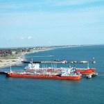 Морпорт Махачкалы стал лидером по приросту грузооборота среди российских портов на Каспии