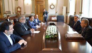 Иран и Азербайджан обсудили развитие научного и культурного сотрудничества