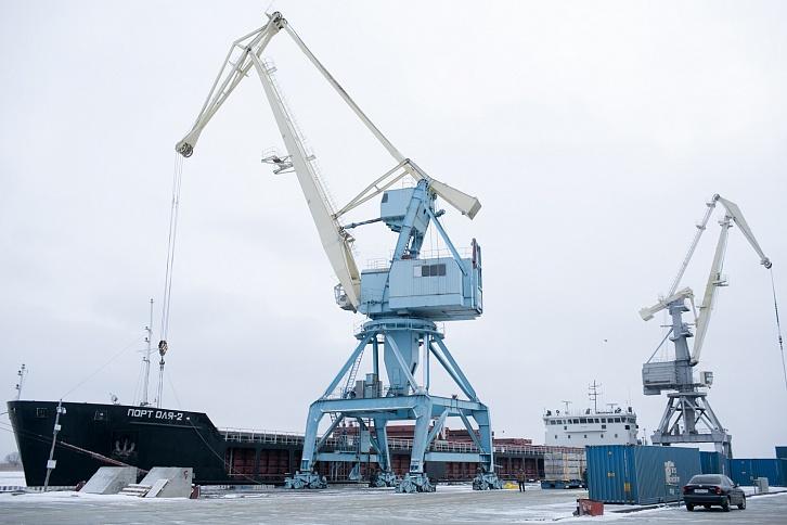В Астрахани построят новый порт по «Мурманской» модели
