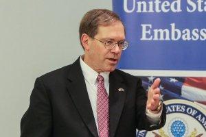 Посол Эрл Литценбергер об интересе Вашингтона к Азербайджану
