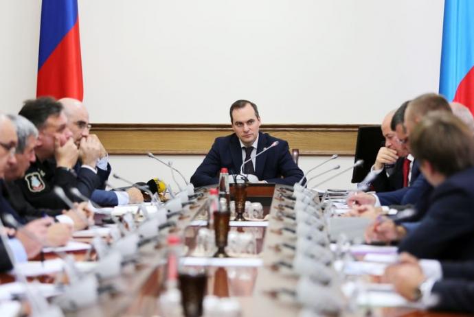 В Правительстве Дагестана рассмотрели перспективы килечного промысла на Каспии
