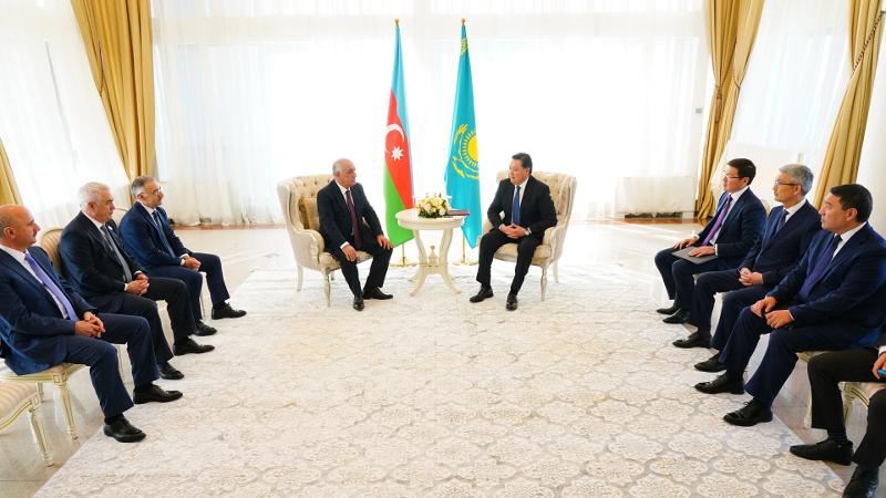 Дан старт строительству ВОЛС по дну Каспийского моря