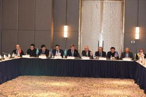 В г. Нур-Султан прошло заседание Рабочей группы по развитию ТМТМ